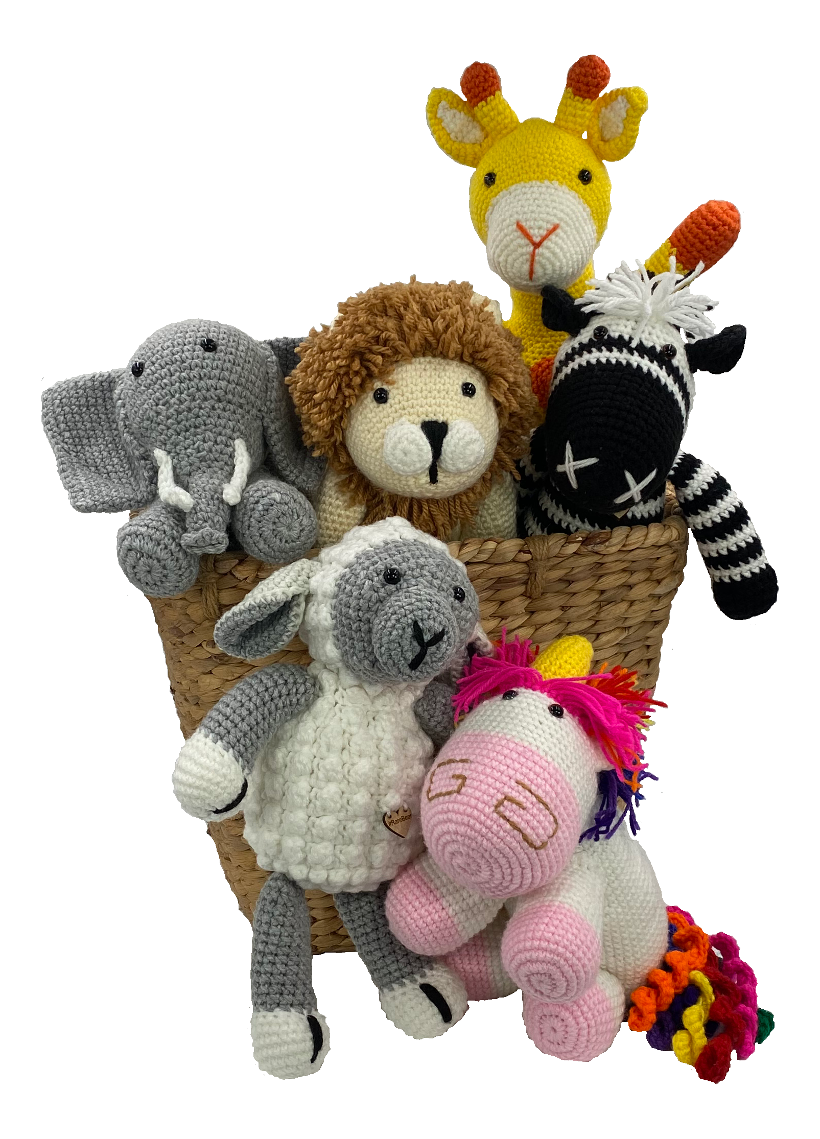Angeliques Toys - Basket of Toys