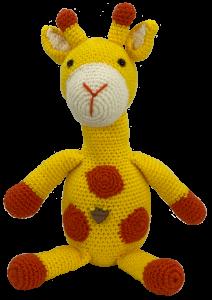 Angelique's Toys Giraffe