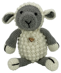 Angelique's Toys Crochet Cuddly Sheep